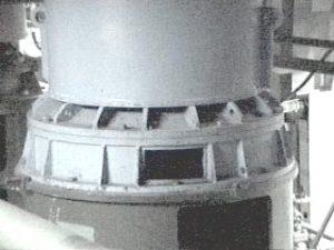 Silnik 6kV P=1000kW po modernizacji